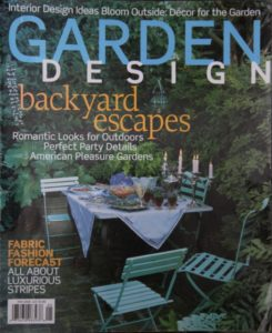 Garden Design wendy owen design